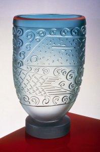 Sleeper, fish vase series [slide].