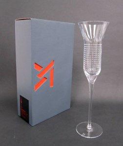Champagne Flute with Original Box