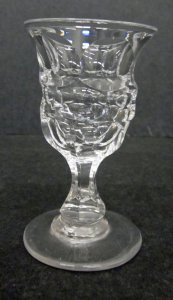 """Wineglass Cut in """"Argus"""" Pattern"""