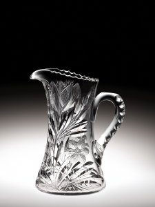 "Water Pitcher in ""Murillo"" Pattern"