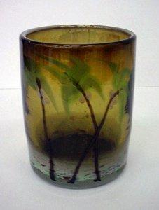 Palm Keg Under Sparkle