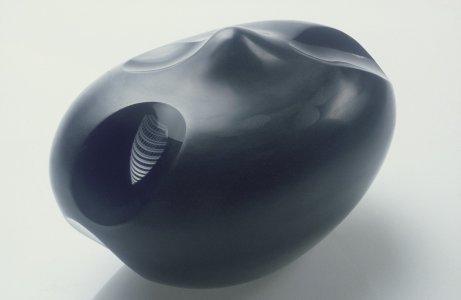 Black drop [slide].