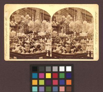 2048. Glassware, Austrian sec. m. b. [Smith Brothers, New Bedford, Mass.] [graphic].