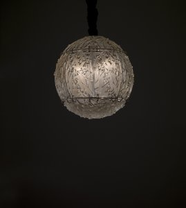 Boule de gui (Mistletoe ball)