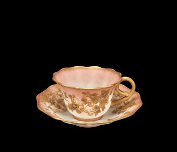 Crown Milano Demitasse Cup and Saucer