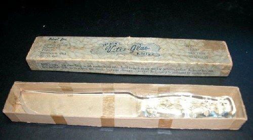 Vitex-Glass Knife in Box