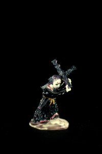 Figurine of the Fallen Christ