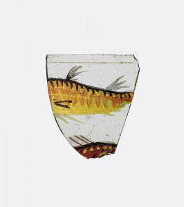 Fragment with Fish