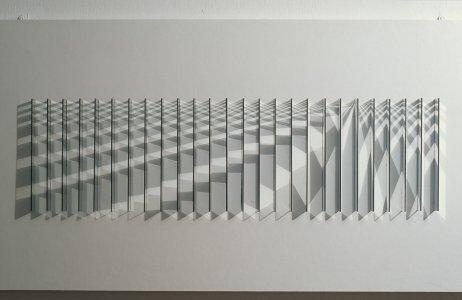 Lines of light, detail [slide].