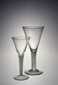 Goblet, Claret and Liqueur
