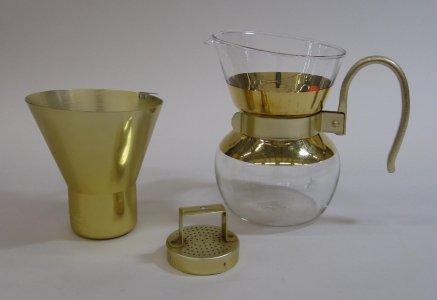 Pyrex Coffee Press
