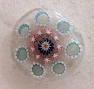 Mosaic Cane Slice