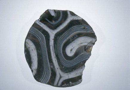 Fragment: Base of a Cup