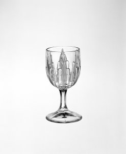 Champagne Glass in Stedman pattern