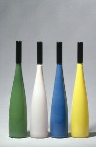 Stoppered bottles [slide].