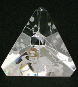 Pisces Paperweight