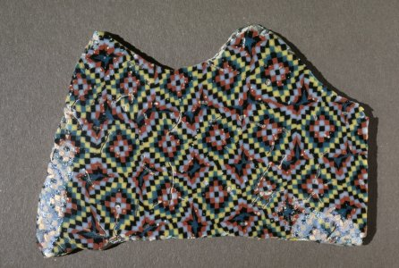 Fragment of Mosaic Plaque