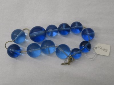 String of 12 Beads