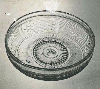 Dish or Shallow Bowl