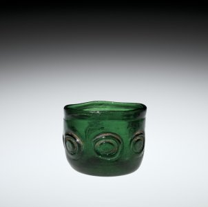 Small Bowl with Ring-and-Dot Motifs