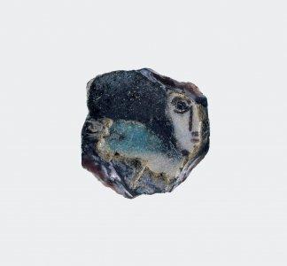Fragment of Vessel or Tile