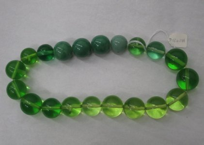 String of 20 Beads