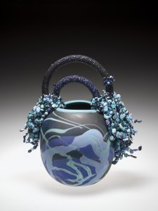 Blue Note Amulet Basket
