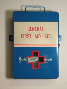General first aid kit for mental health [picture].