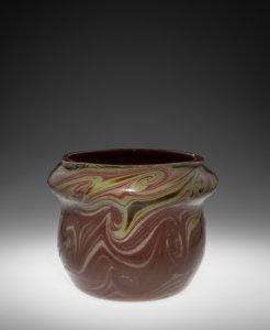 Large Favrile Agate Vase