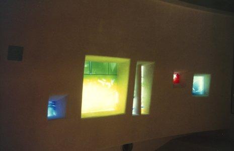 Seasons, furukawa gashi hospital, tokyo, entrance hall [slide].