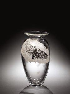 Vase with Moth (working prototype)