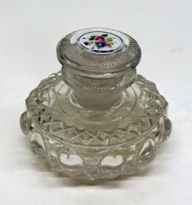 Sulphide Perfume Bottle with Stopper
