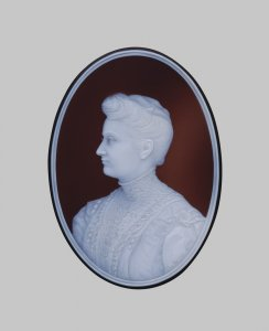 Plaque of Mrs. Samuel Parkes Cadman