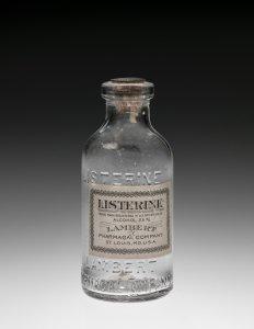 Listerine Bottle