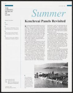 Kenchreai Panels Revisited.