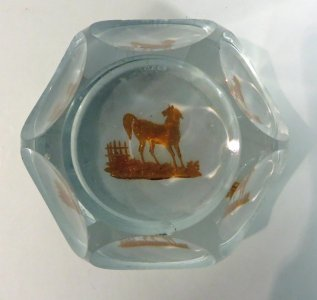 Paperweight with Horse