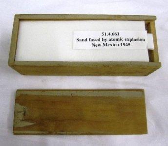 Fused Sand