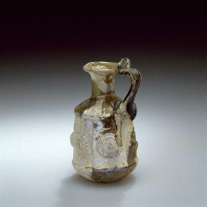 Bottle with Dionysiac Symbols