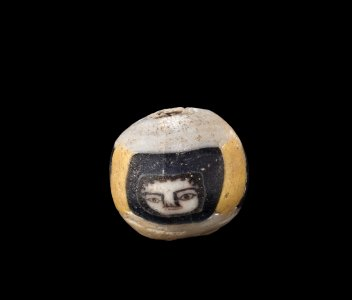 Mosaic Face Bead