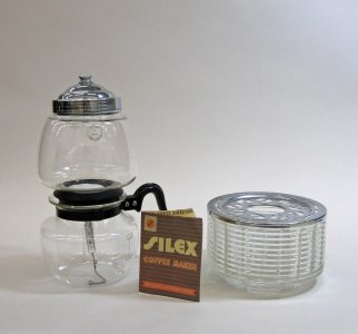 Pyrex Coffee Maker with Warmer