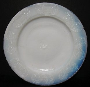 Opal Glass Plate