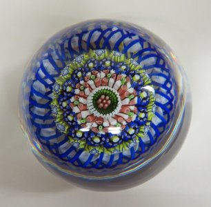 Paperweight with Mushroom