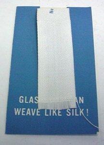 Fiberglas Bookmark with Card