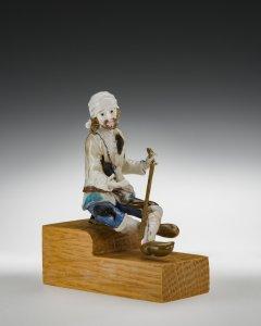 Figurine of a Beggar