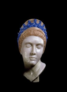 Head of a Woman with a Tiara
