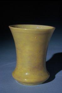 Beaker Imitating Agate