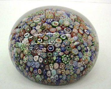Paperweight with Animals