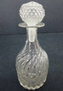 Small Decanter with Stopper