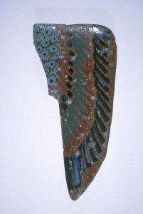 Vulture Headdress Inlay