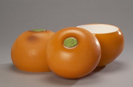 Orange bowls [slide].